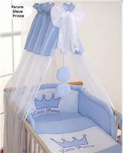 ophreycom lit bleu pour bebe prelevement d With déco chambre bébé pas cher avec parure lit fleurs