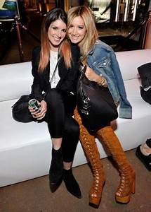 Ashley Tisdale – REVOLVE Pop-Up Launch Party in LA – GotCeleb
