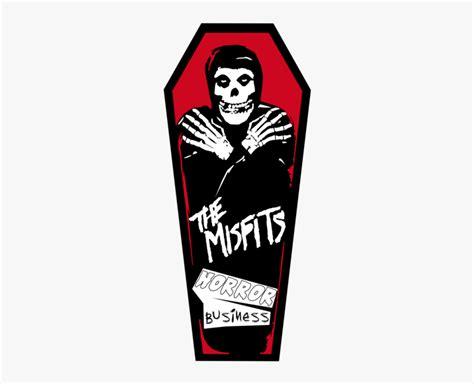Crimson Ghost Misfits Logo, HD Png Download - kindpng