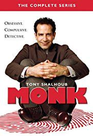 The Of A Inspector Monk Book 1 by Monk Tv Series 2002 2009 Imdb