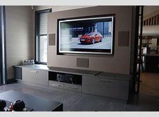 Intégration TV et Son Home Cinéma DomoWest