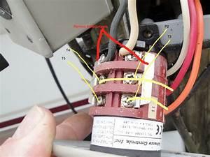 I Am Trying To Wire A Leeson A4c17dh4h To My Boat Lift