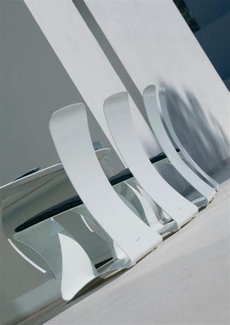 futuristic garden furniture  ferrari style lounge