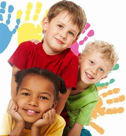 Kindergarten Educational Background Transparent Fun Arts Format