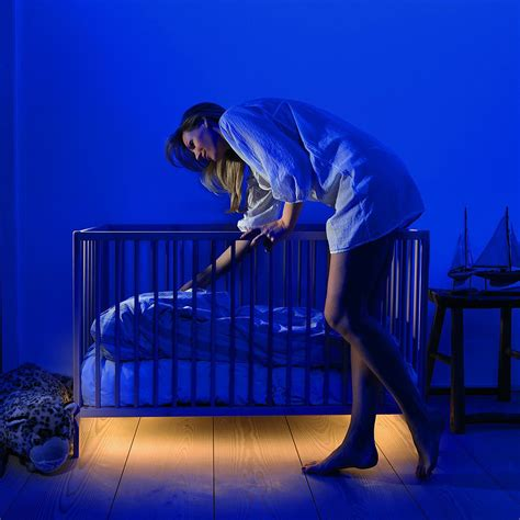 Led Leiste Bett by Bed Light Discreet Motion Activated The Bed