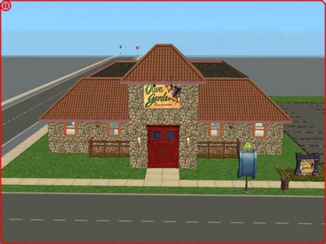 what time does olive garden open today mod the sims olive garden italian restaurant