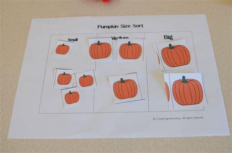 p   pumpkin intentional toddler time intentional
