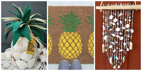15+ Awesome Diy Tropical Ideas