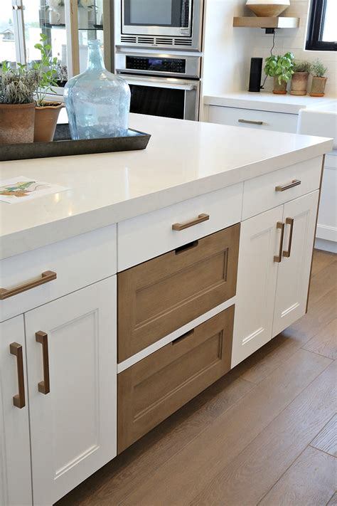 best wood for painted kitchen cabinets our best tips for staining cabinets or re staining 9258