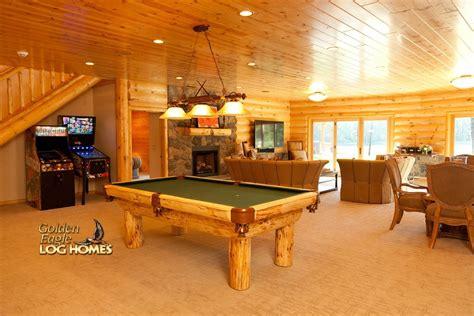 golden eagle log  timber homes log home cabin