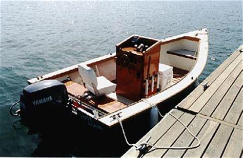 power wharf dory
