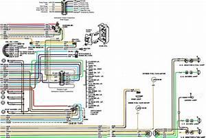 Wiring Diagram 71 Chevy Truck