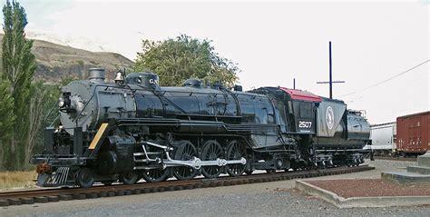 Great Northern Steam Locomotive 2507 :: Museum Finder, Guide