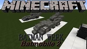 Minecraft Batmobile Related Keywords - Minecraft Batmobile ...