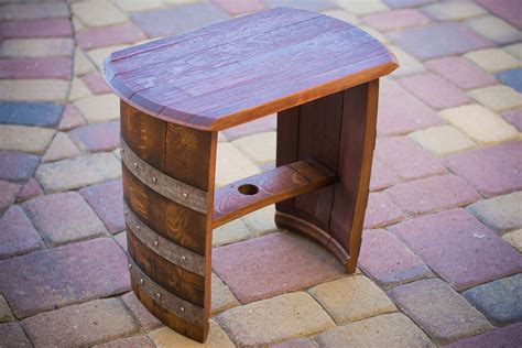 cool diy projects  recycled wine barrel wood