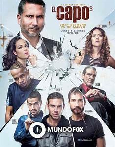 MundoFox Presents El Capo 3 and Lado a Lado – RMN Stars