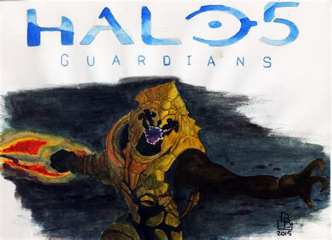 halo 5 guardians thel vadam by nessunoy59 on deviantart