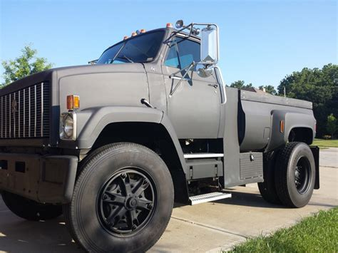 1987 GMC Truck Brigadier Dually rig Monster Punisher for sale
