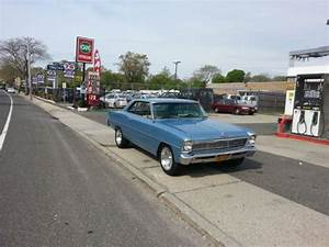 1966 Chevy Ii Nova With Correct 66 Nova 283 4speed 308s