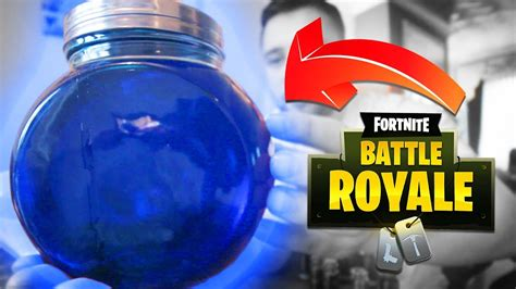 making fortnite potions  real life drinkable youtube