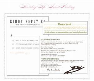 thursday tip invitation insert wording little bit heart With wedding invitation insert hotel wording