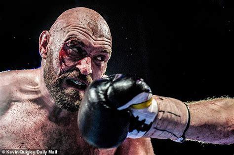Tyson Fury Last Fight