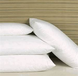 cloud nine comforts feathercloud standard pillow With cloud 9 collection bamboo pillow