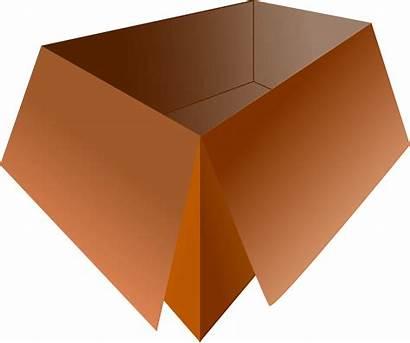 Moving Empty Box Paper Architecture