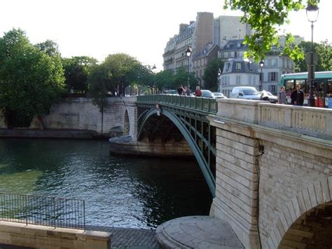The Pont De Sully (or Pont Sully; French Pronunciation
