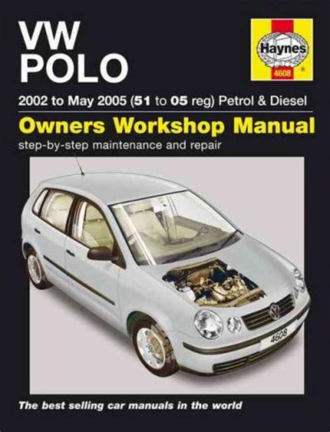 what is the best auto repair manual 2005 kia rio parking system vw volkswagen polo petrol diesel 2002 2005 haynes service repair manual workshop car manuals