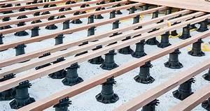 Terrasse Sur Plot : combien de plots faut il pour construire ma terrasse ~ Melissatoandfro.com Idées de Décoration