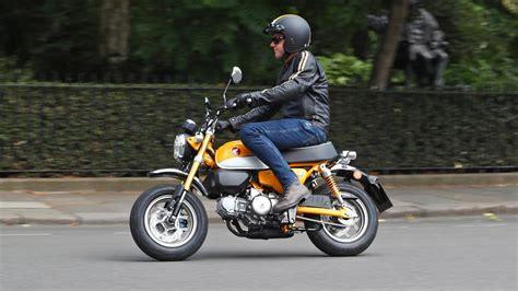 Review Honda Monkey by Honda Monkey Review Reborn Japanese Icon Ridden Top Gear