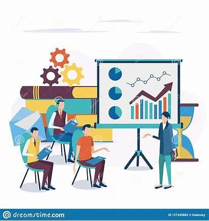 Training Concept Corporate Seminar Briefing Analysis