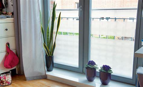 Sichtschutzfolie Fenster by Sichtschutz F 252 Rs Fenster Sichtschutz Selbst De