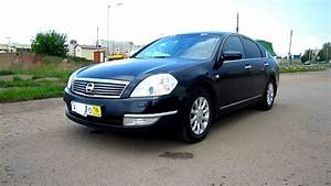 2006 Nissan Teana  Start Up  Engine  And In Depth Tour