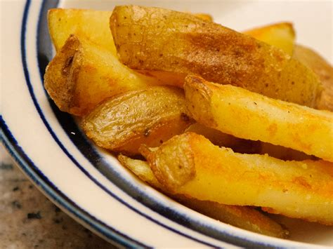 how to make fries how to make steak fries 7 steps with pictures wikihow