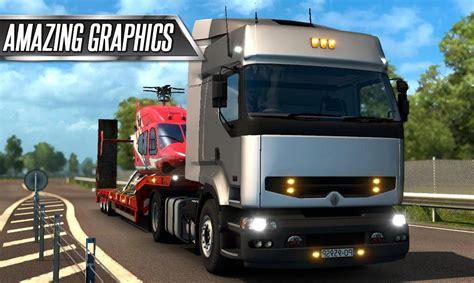 Euro Truck Simulator 2018安卓下載,安卓版apk 免費下載