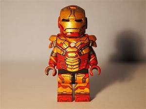 Lego Iron man 3 Mark 42 | Hello everyone! Here is my ...