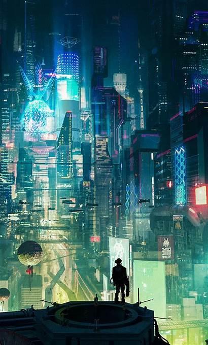 Cyberpunk Iphone 4k Wallpapers Backgrounds