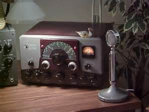 Vintage Ham Radio Equipment