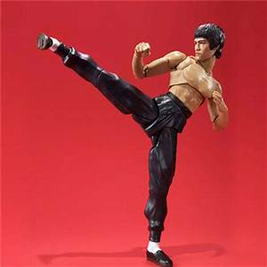 Kung Fu Figuren : kung fu martial arts star bruce lee shf 75th anniversary action figure 15cm pvc figurine toy ~ Sanjose-hotels-ca.com Haus und Dekorationen