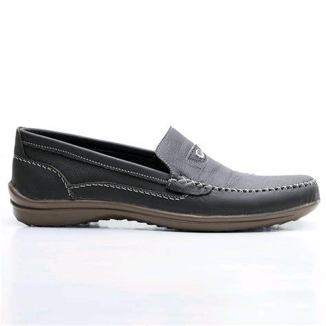 Sepatu Santai Buat Pria jual sepatu kulit pria model santai 100 kulit asli cd 08