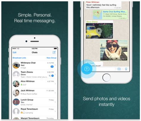 whatsapp for iphone untitled whatsapp updated with support for iphone 6 and 6