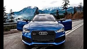 2017 Audi RS7 Performance 605hp rocking the Tatra ...