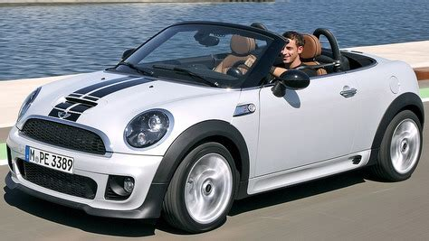 mini roadster autobildde
