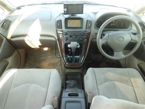 toyota harrier sxuw base grade  sale