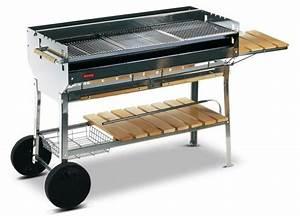 Barbecue Gaz Et Charbon : barbecue charbon et plancha ~ Dailycaller-alerts.com Idées de Décoration