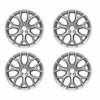 Jaguar Centrifuge Alloy Pcs Wheel Wheels