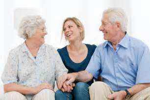 Image result for pictures of older people and caregivers