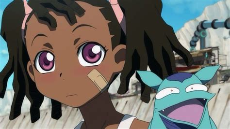 black anime characters  comicsverse